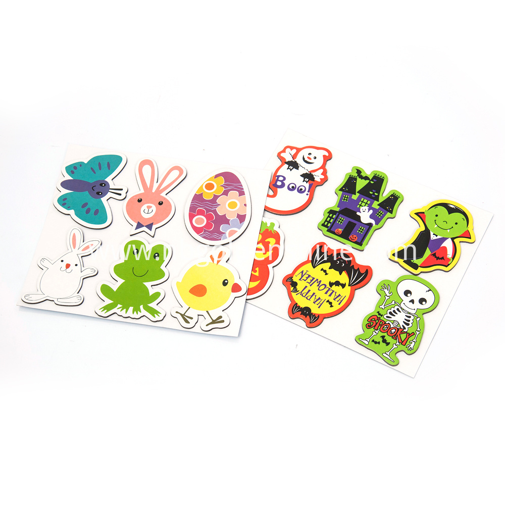 Animal Shape Refrigerator Magnet