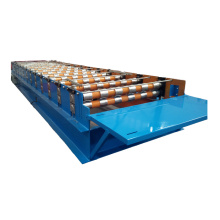 automatic metal trapezoid roof roll forming machine
