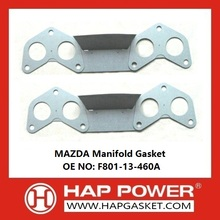 Factory Price for Intake Manifold Gaskets MAZDA Manifold Gasket F801-13-460A export to Uganda Supplier
