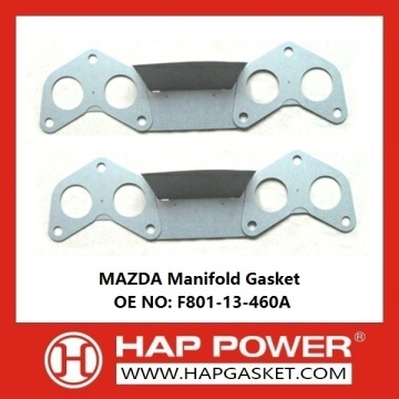 Leading Manufacturer for Intake Manifold Gaskets MAZDA Manifold Gasket F801-13-460A export to Saint Kitts and Nevis Importers