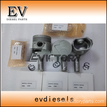 KUBOTA engine piston D1503 Piston ring