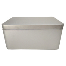 Rectangular Spice Tin Box without Printing