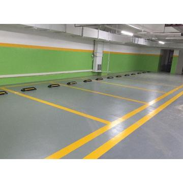 Fast drying epoxy floor coating