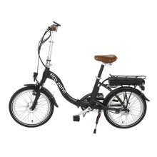 Electric bicycle 20-inch manned lithium