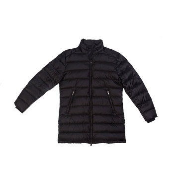 Male`s 100% nylon down jacket