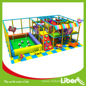 Free sample for Attractive Indoor Playland Indoor playground equipment for kids supply to Wallis And Futuna Islands Manufacturer