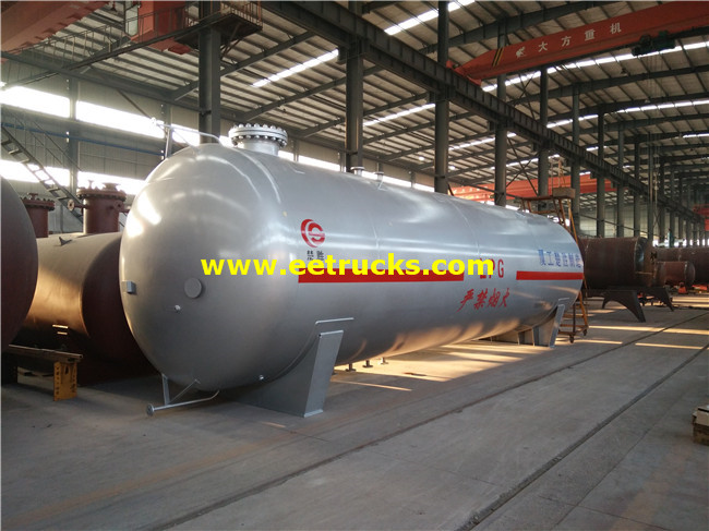 Bulk LPG Gas Bullet Tanks