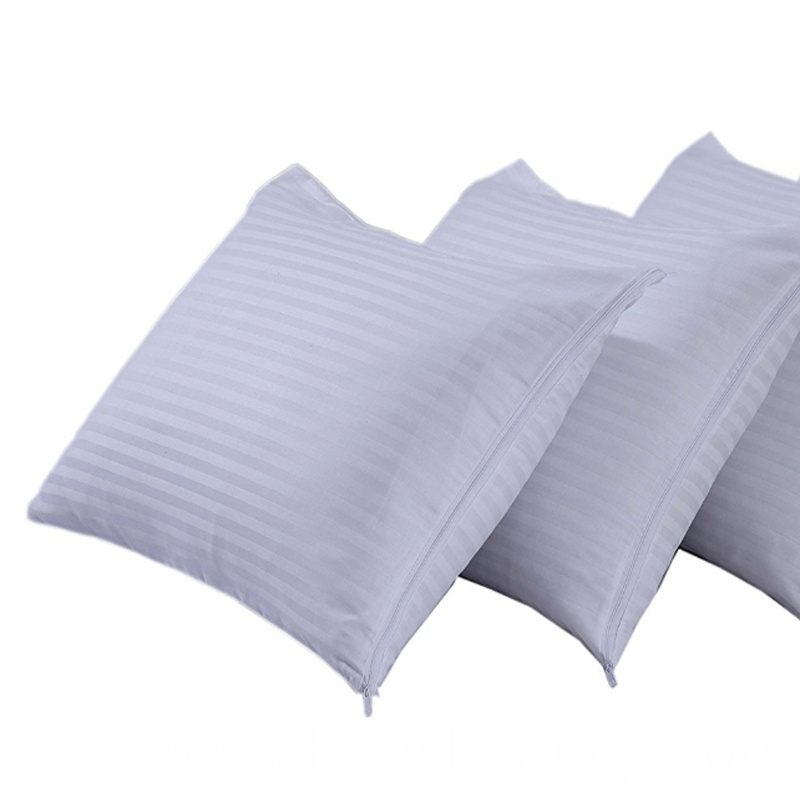 Standard Pillowcase Slips With Zipper