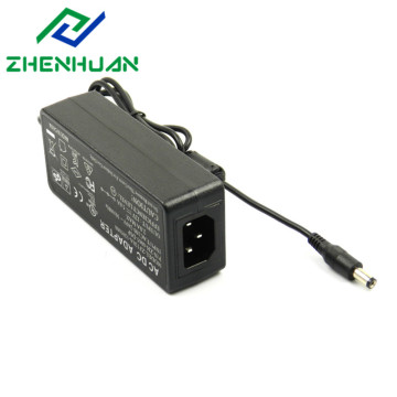 12V 4500mA 100-240V Switching Adapter Power Supply 54W