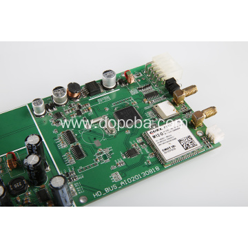 ISO9001 shenzhen pcba 1.6mm pcb assembly
