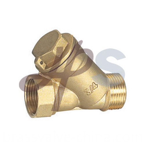 Brass Mf Thread Strainer