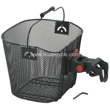Quick Release Bike Basket
