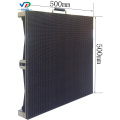 PH3.91 Outdoor Rental LED Display with 500x500mm Cabinet