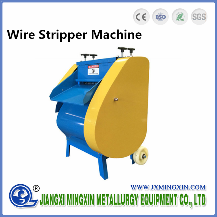 Waste Wire/Cable Stripper Copper Machine