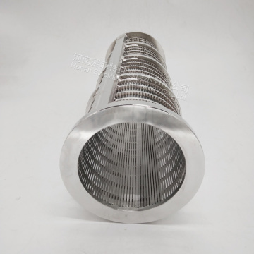 Reverse Formed Wedge Wire Screen Cylinders