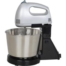 Home used electric hand mixer with bowl