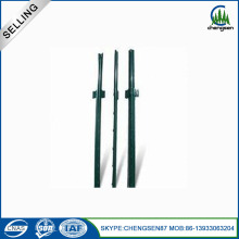 hot sale PVC coated heat treated t post