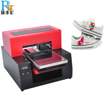 Umbala we-Multi Color Digital Shoes Printing Machine