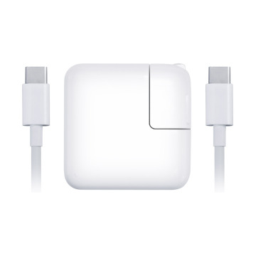 USB C Power adapter 29W For Apple