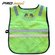 High visibility Kids summer reflective safety vest