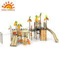 Single Fruit Outdoor Playground Equipment For Sale