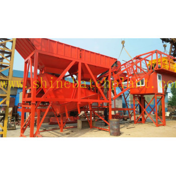 Best Sale Mobile Concrete Mixer Plant