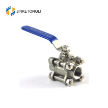 Wholesales irrigation save space GB ductile iron ball valve