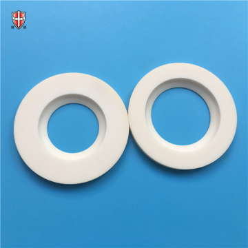 dielectric high temperature alumina ceramic seal ring gasket