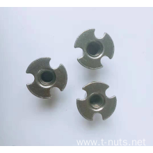 China for Wood Pallet Nuts Full thread Stainless steel The tray nut supply to Maldives Manufacturer
