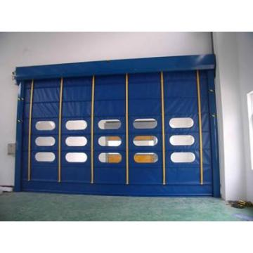 Automatic PVC Rapid Roll up Door