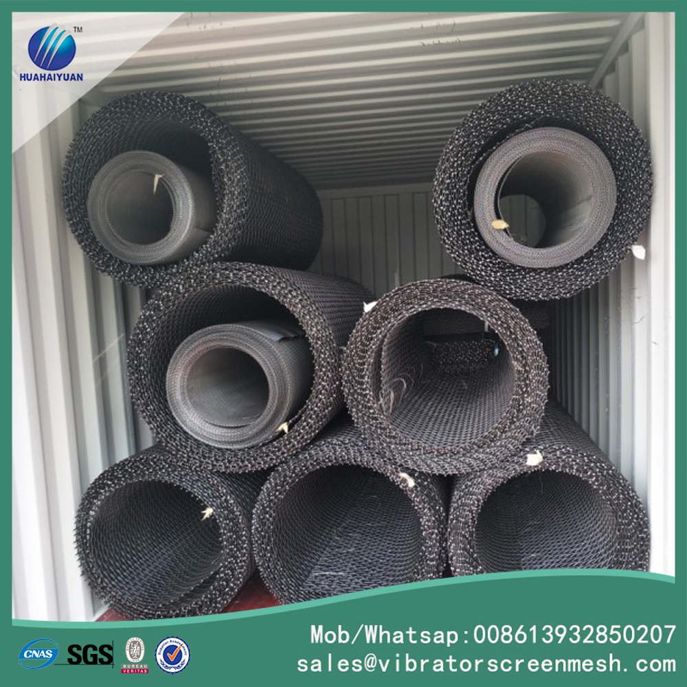 65mn Crusher Screen Mesh Roll