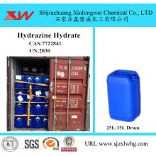 Hot sale for Water Treatment Chemicals,Industrial Water Treatment Chemicals Supplier in China High pure Hydrazine Hydrate 80% 40% export to United States Suppliers