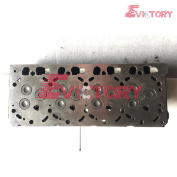 V4000 cylinder head block crankshaft connecting rod