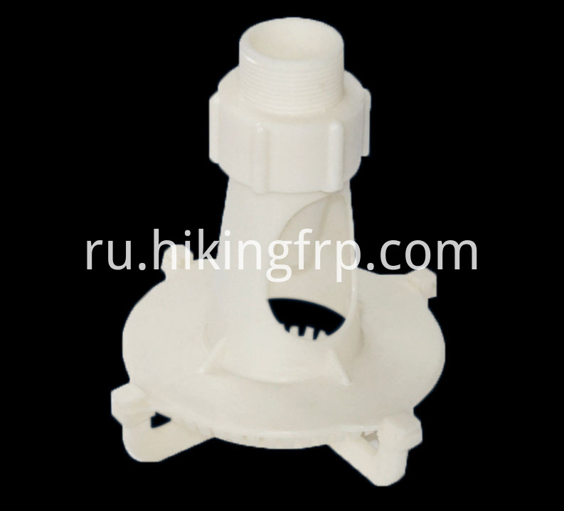 Industail Spiral Plastic Nozzle