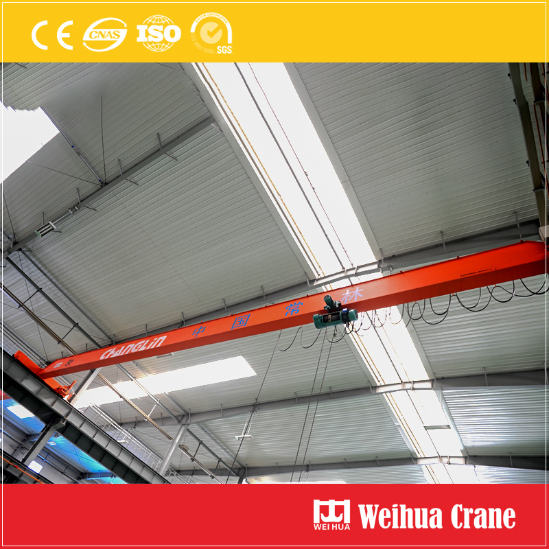 Single Girder Overhead Crane Explosion Proof