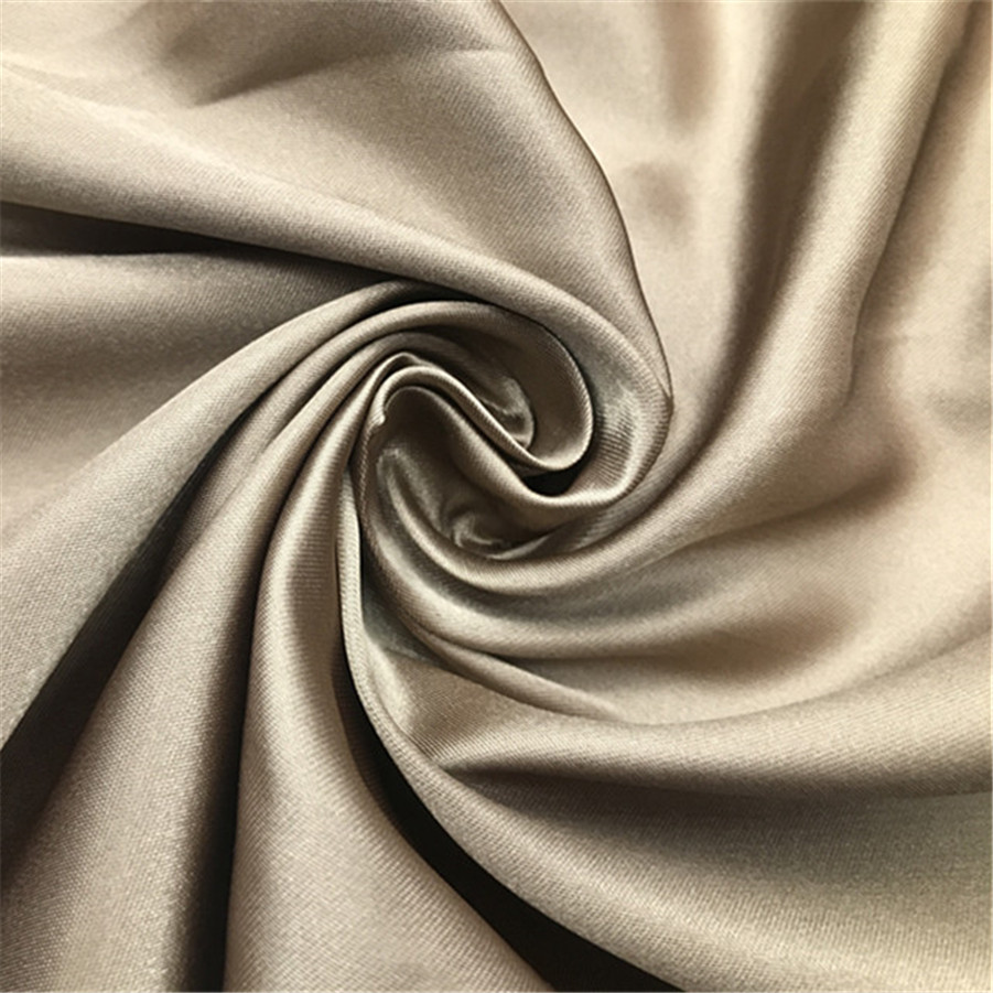 Cheap Polyester Satin Fabric Price Per Meter 4