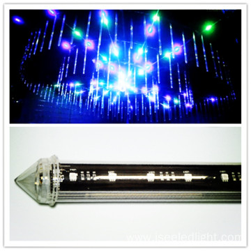 Madrix LED storm falling star 3D Tube stage