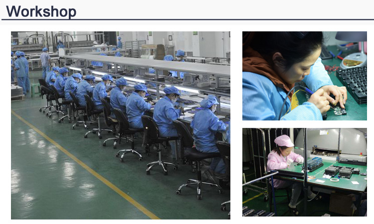 JRT Production line
