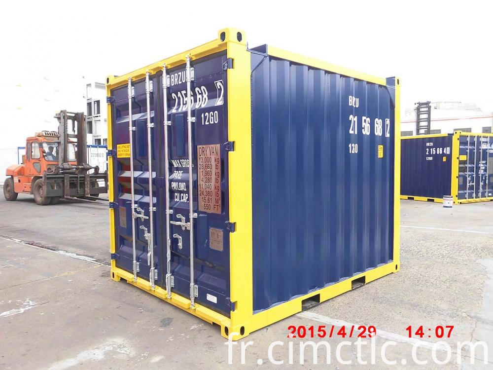 10` Offshore Dry Container