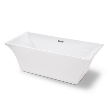 Contemporary Stand Alone Tub