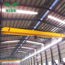 10 ton single girder electric bridge crane