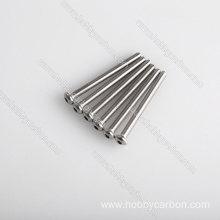 High Quality Stainless Steel Hex Half Thread Screw