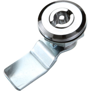 ZDC Chrome-coating 180 degree Turn Cabinet Cam Lock