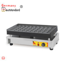 220v comercial poffertjes grill machine 50pcs