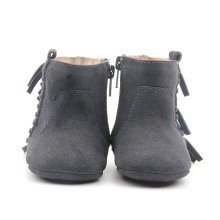Warm Moccasins Winter Baby Boots Newborn First Walker
