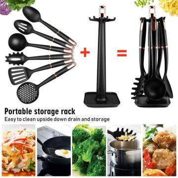 Nylon kitchenware BPA Free Kitchen Utensils Set