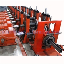 Auto purlin roll forming machine for photovoltaic support