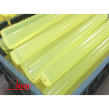 Customized for Polyurethane Rod Cast Natural PU Polyurethane Rubber Rod export to Pitcairn Exporter