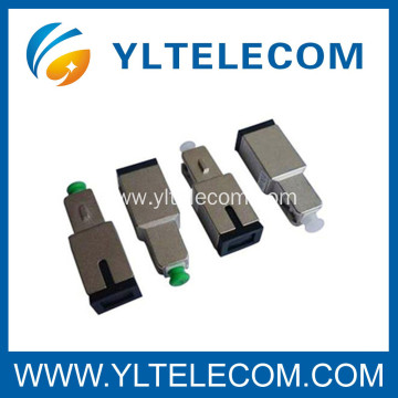 SC Fiber Optic Attenuator Female-Male Type Certiification GR-910-CORE Certicification