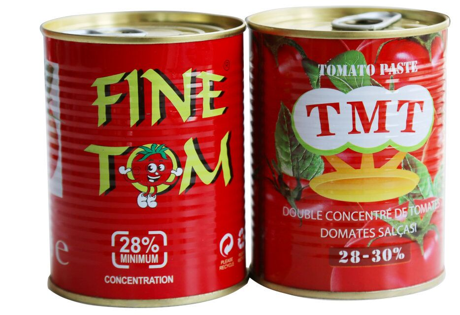 Double Concentred Canned Tomato Product